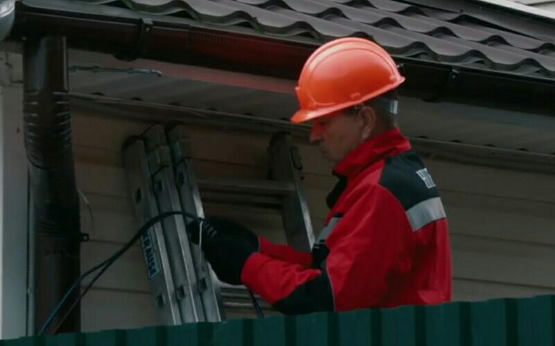 Ввод электричества в дом, электрик в спб