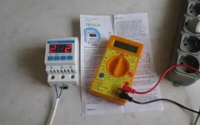 Установка фильтра электросети в спб