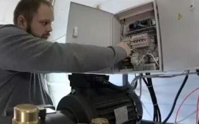 Электрик СПб, услуги электрика