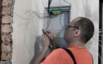 Услуги электрика в СПБ